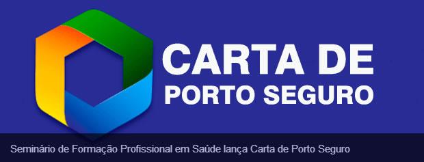 Carta de Porto Seguro (Imagem: Site da Abrasco)
