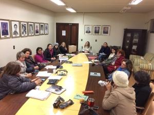 Segunda Reunião Geral GESC