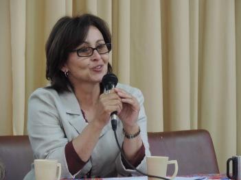 Professora Marta Júlia Marques Lopes