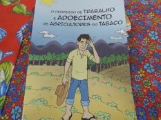O processo de Trabalho e Adoecimento de Agricultores do Tabaco