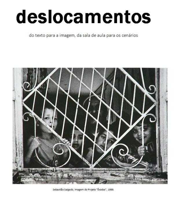 """Deslocamentos - Sebastião Salgado, imagem do Projeto """"Êxodos"""", 1999"""