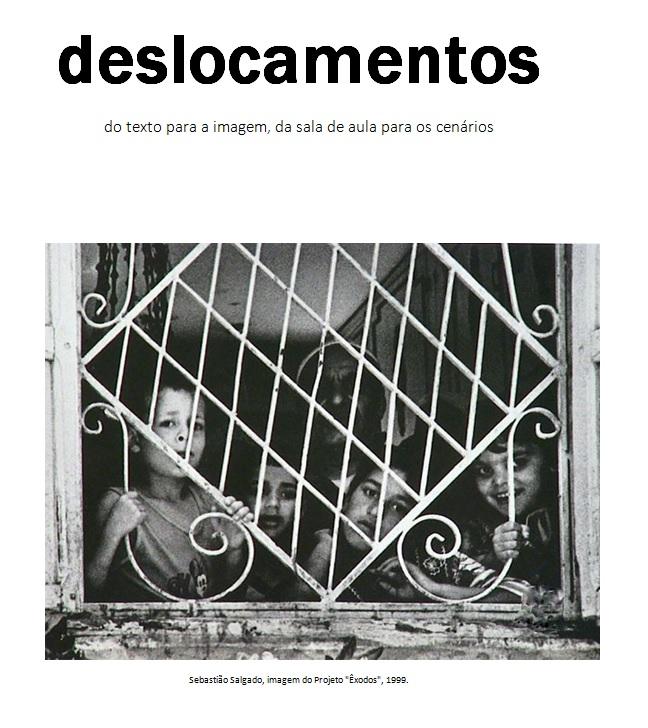 Deslocamentos - Sebastião Salgado, imagem do Projeto